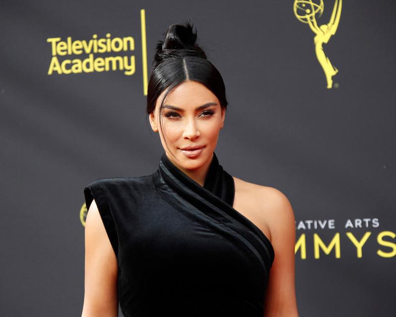 Kim Kardashian Media Shot
