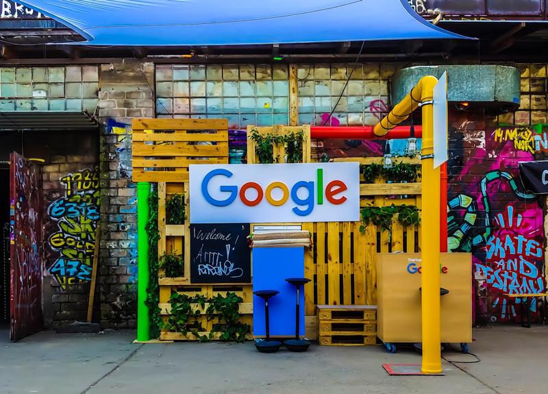 SEO Agency Google Sign In Market